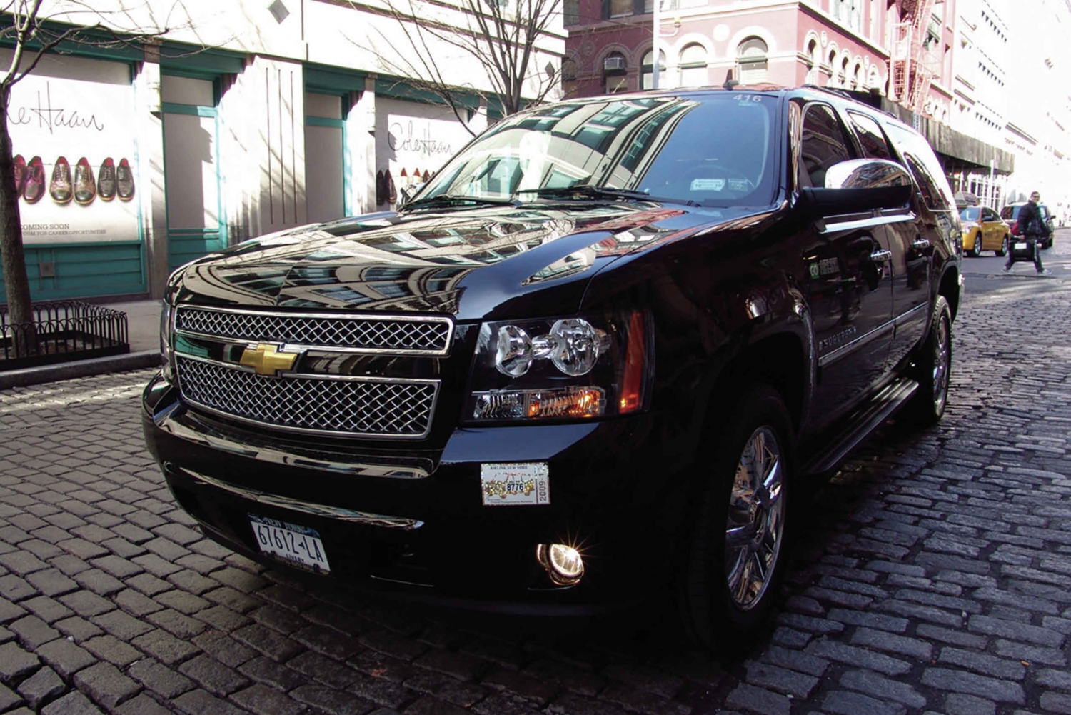 JFK to Manhattan Cruise Port: Private Car Transfer