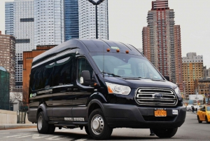 LaGuardia Airport Private Transfer to/from Manhattan