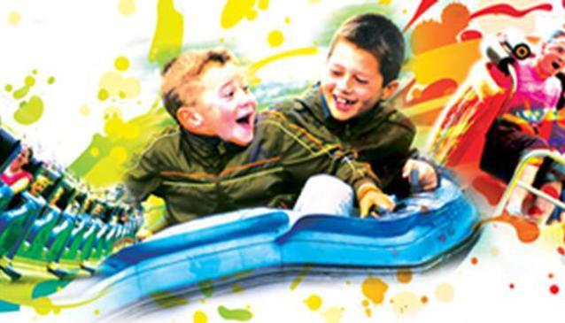 Lightwater Valley Theme Park