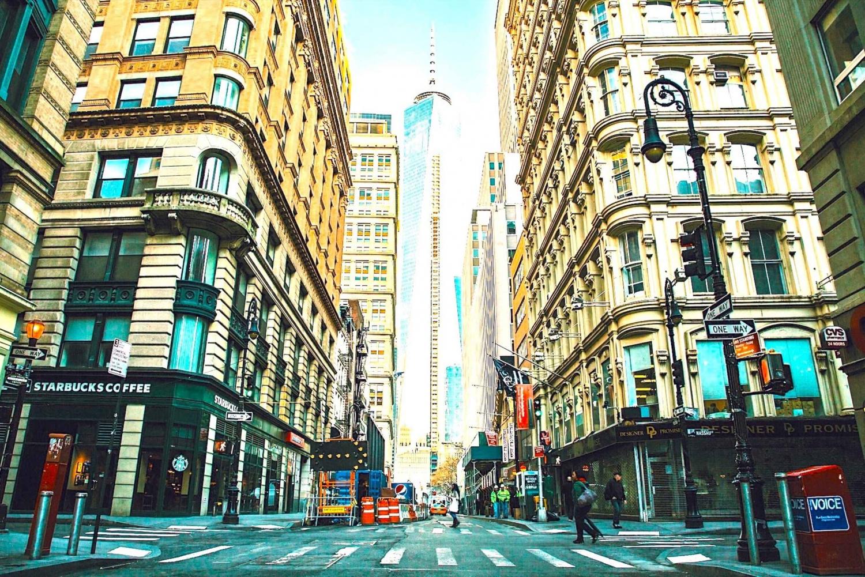 Lower Manhattan + Midtown Manhattan Tour - Guided Combo Tour