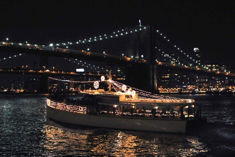 Manhattan Holiday Yacht Cruise with Jazz, Cocoa & Carols