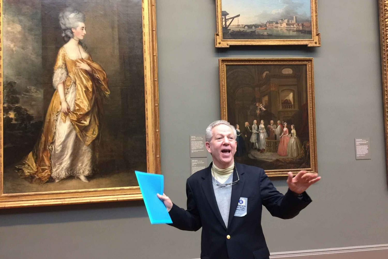 Metropolitan Museum of Art: Shady Ladies Tour