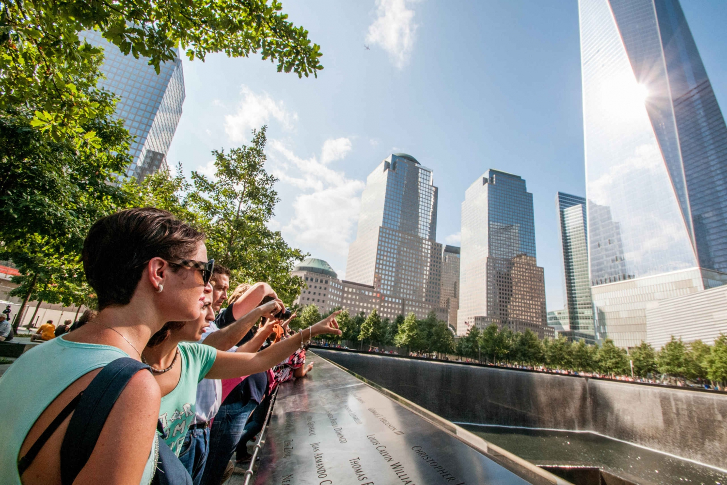 New 1.5-Hour Tour of Wall Street and Ground Zero