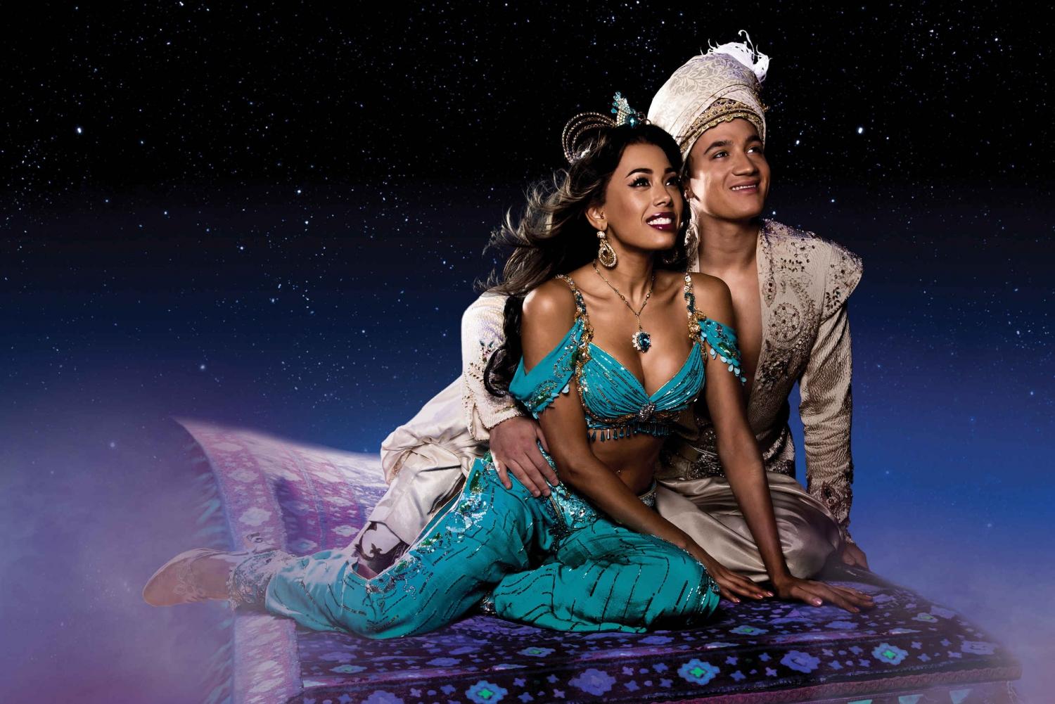 New Aladdin The Musical Broadway Ticket
