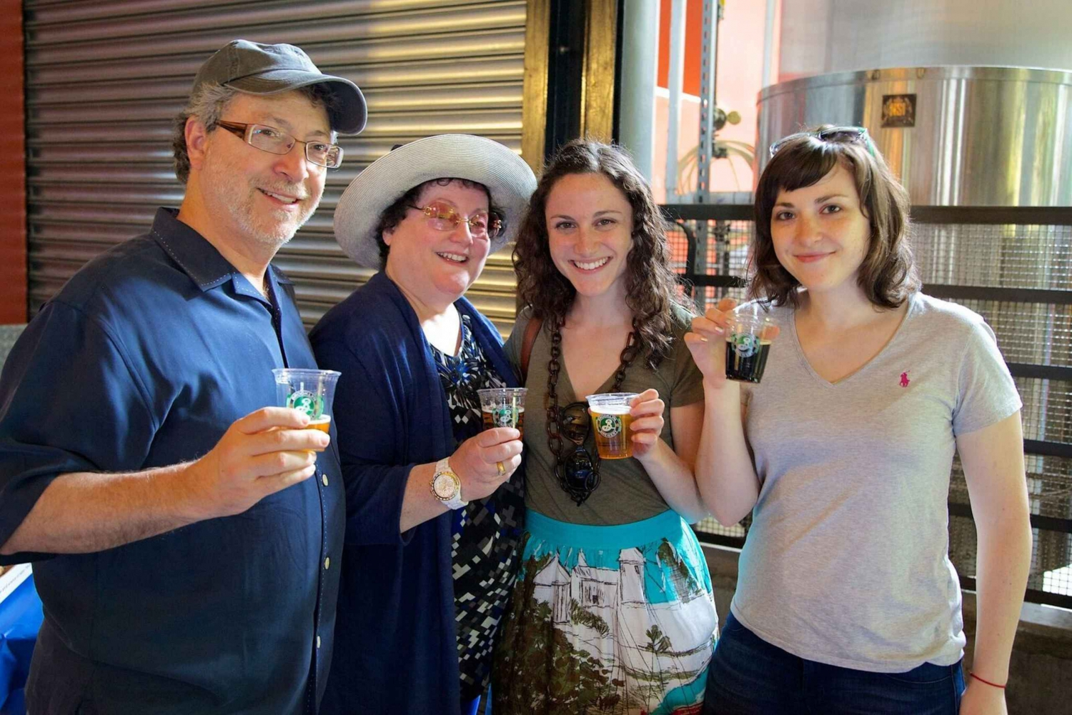 New Brewed in Brooklyn 3-Hour Beer Tour