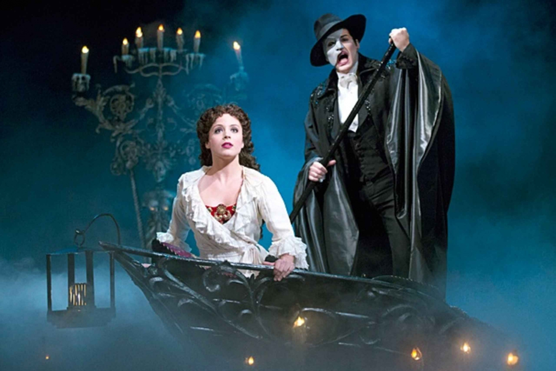 New Broadway The Phantom of the Opera Tickets