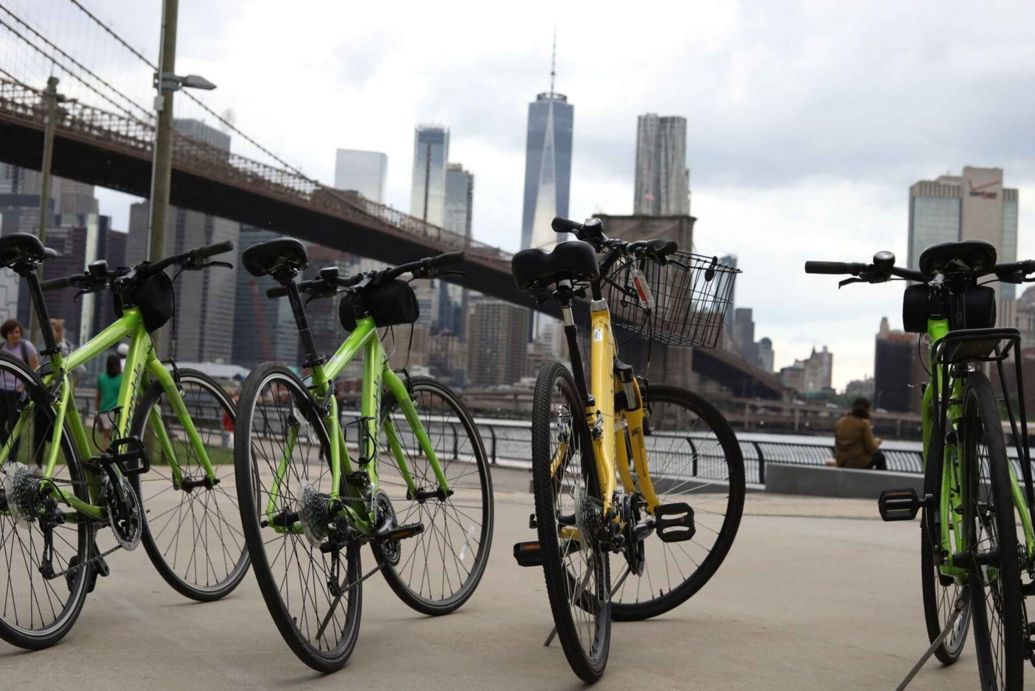 New Brooklyn Bridge Bike Rentals Unlimited Biking