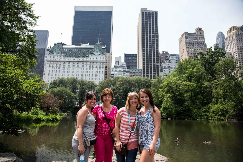 New Central Park Movie Sites Walking Tour