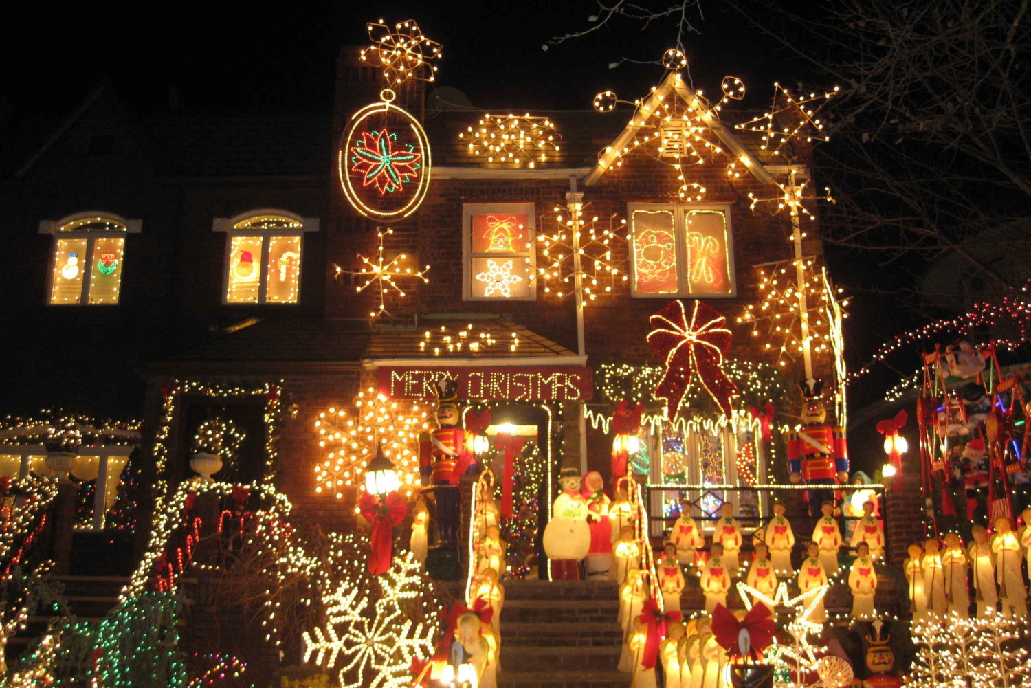 New Dyker Heights Christmas Magic