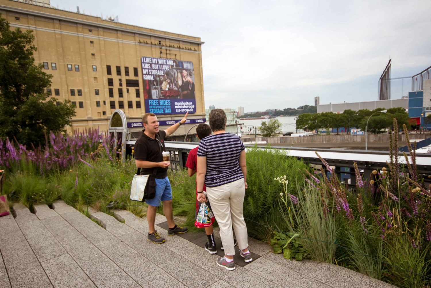 New High Line and Greenwich Village Combo Tour