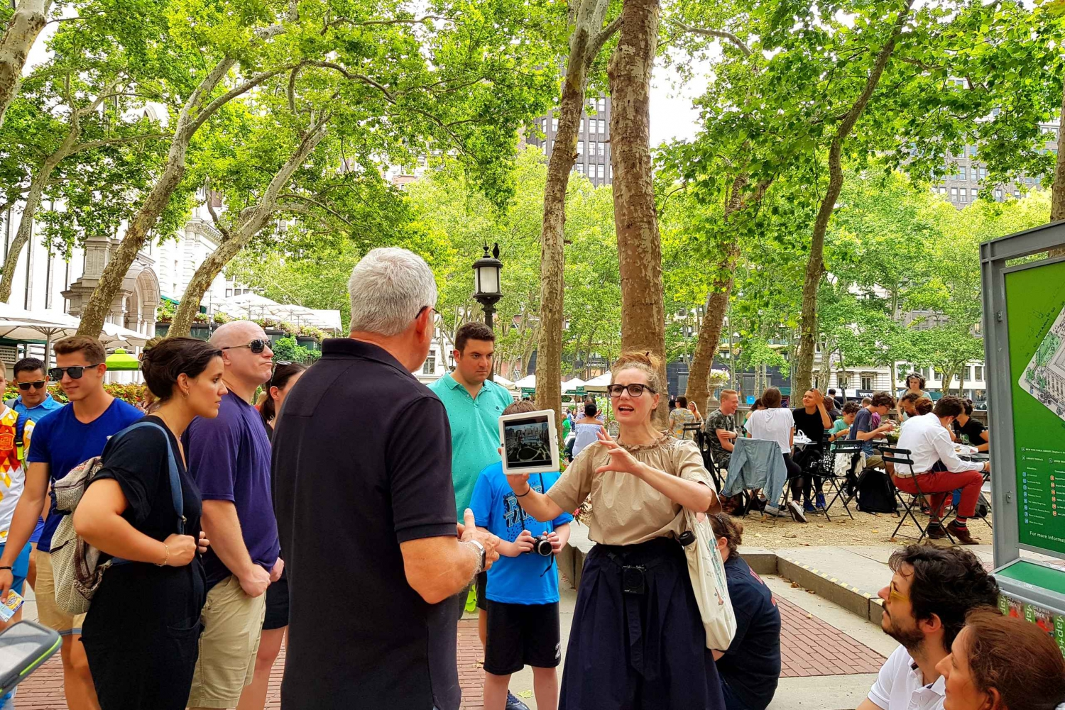 New Highlights of Midtown Architectural Tour