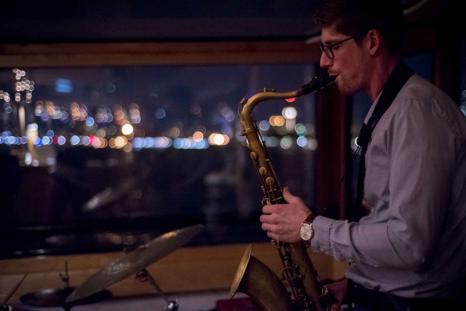 New Holiday Jazz Cruise Aboard Classic Motor Yacht