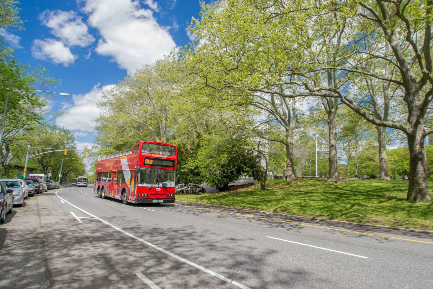 New Hop-on Hop-off Bus, Ferry and Night Tour