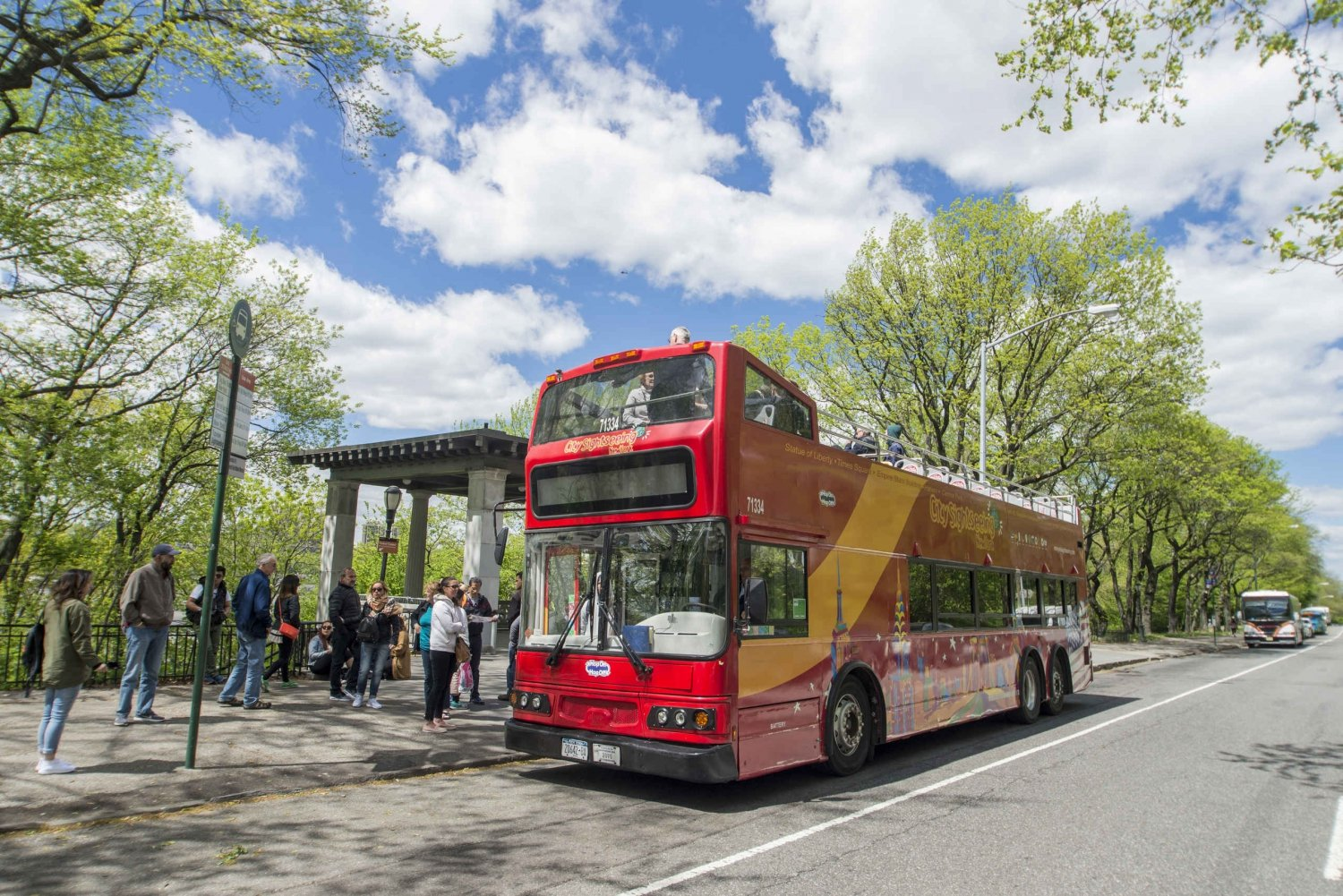 New Hop-On Hop-Off Bus Tour and Attractions