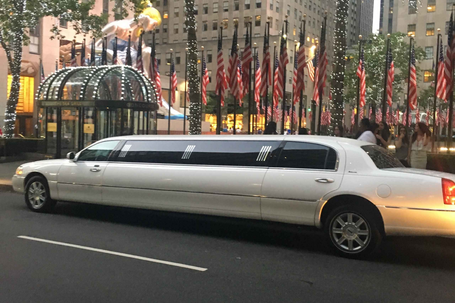 New JFK Airport Private Limousine Transfer
