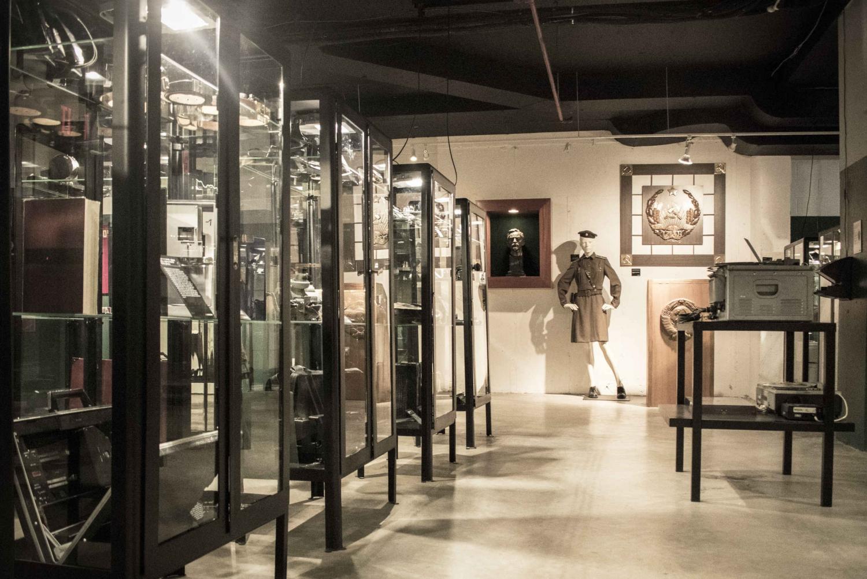 New KGB Espionage Museum