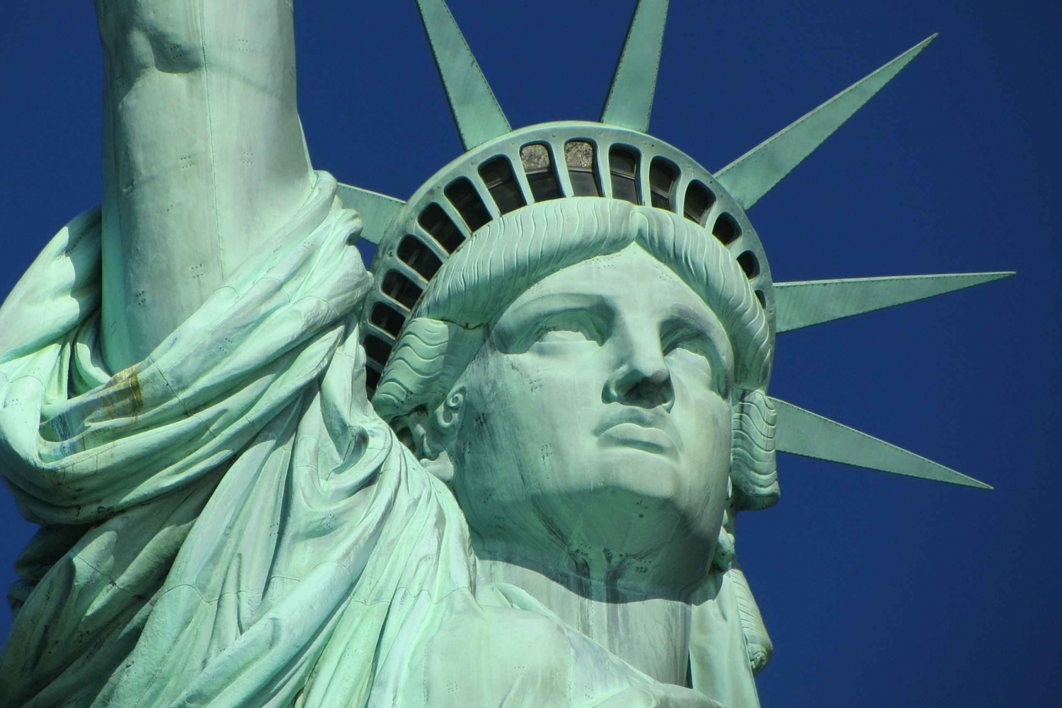 New Lady Liberty, Ripley's & Grand Central Tour