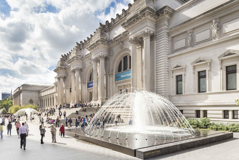 New Metropolitan Museum of Art Skip-the-Line Ticket