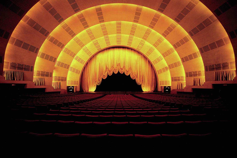 New Radio City Stage Door Tour Ticket