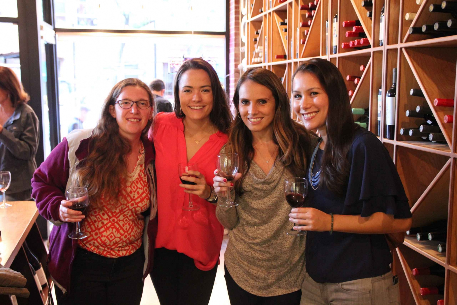 New SoHo Wine Tasting and Walking Tour