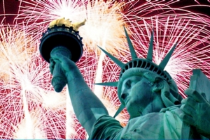 New York City: 4th of July Fireworks Cruise with Dinner