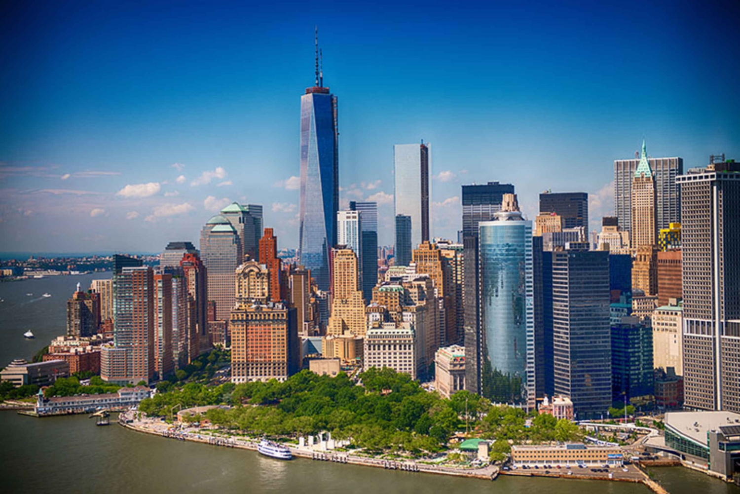 New York City: 6-Hour Land and Sea Tour