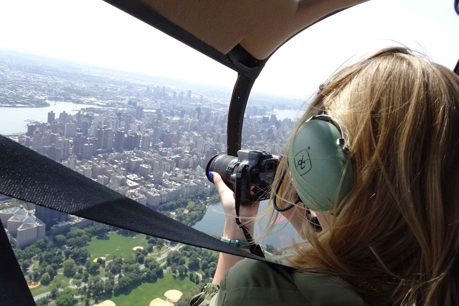New York City: Aerial Photography Flight