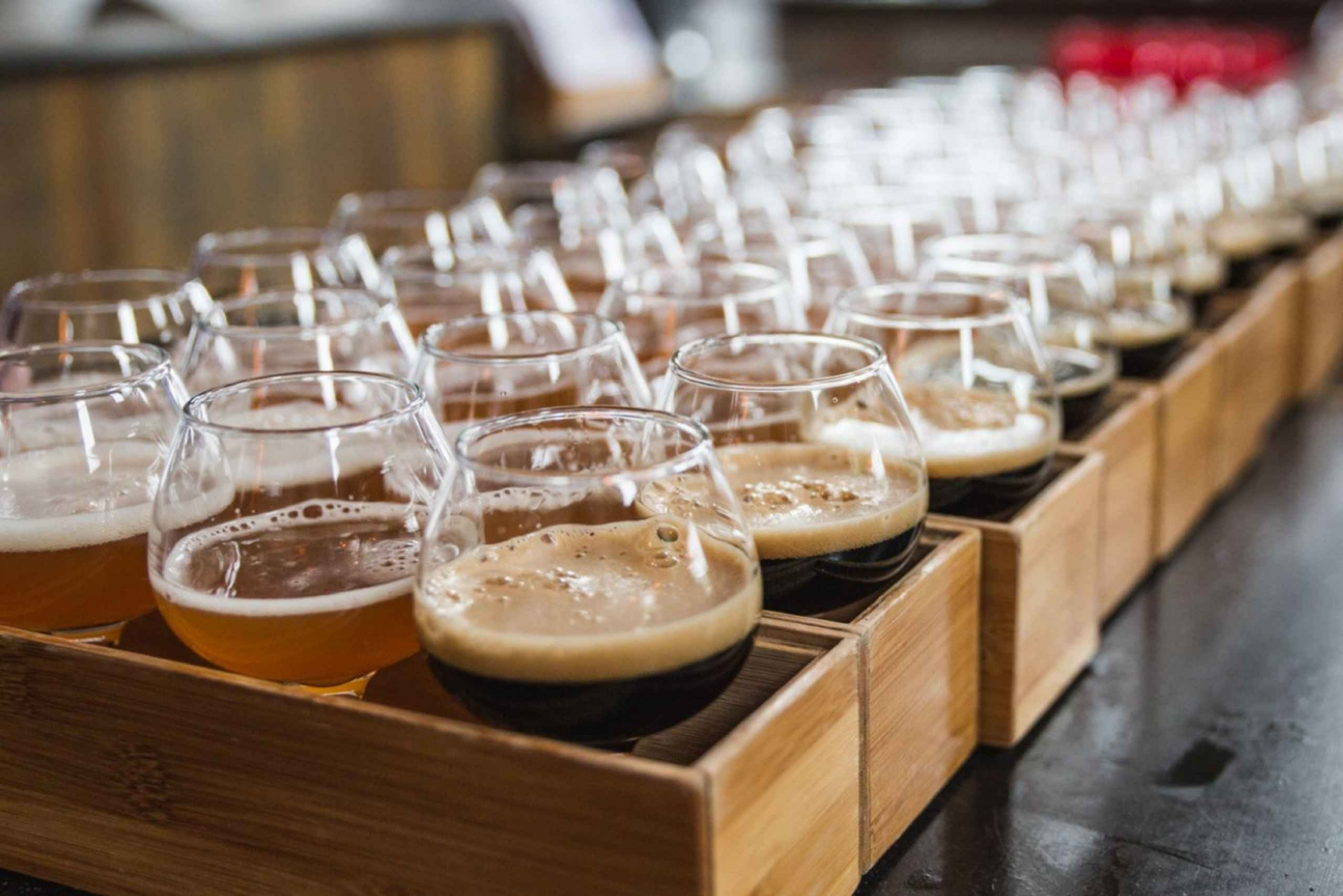 New York City: Beer Tasting Tour