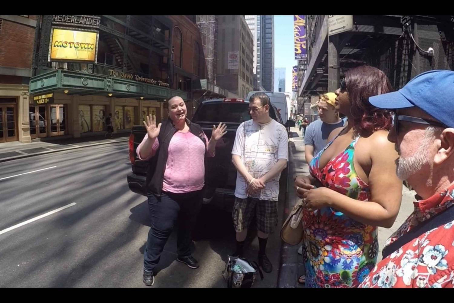 New York City: Broadway Musical Theater Walking Tour