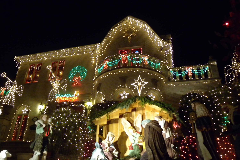 New York City: Christmas Lights Tour