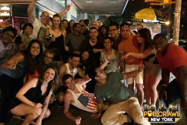 New York City: Greenwich Village Pub Crawl