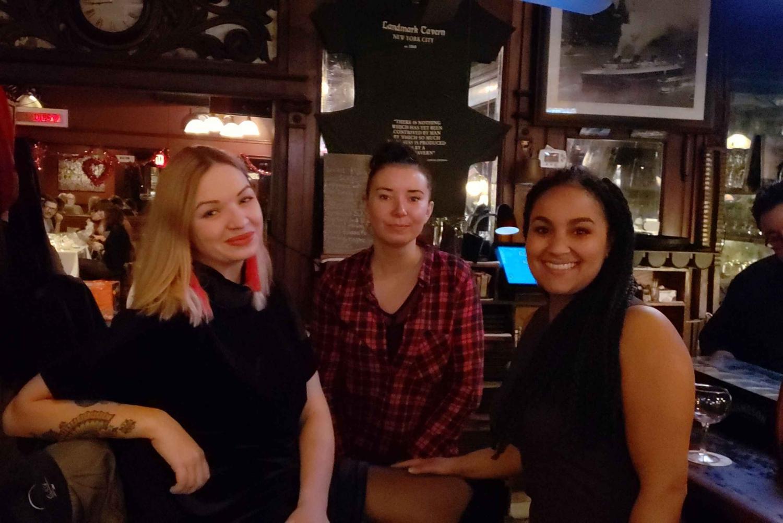 New York City: Midtown Bar and Speakeasy Crawl