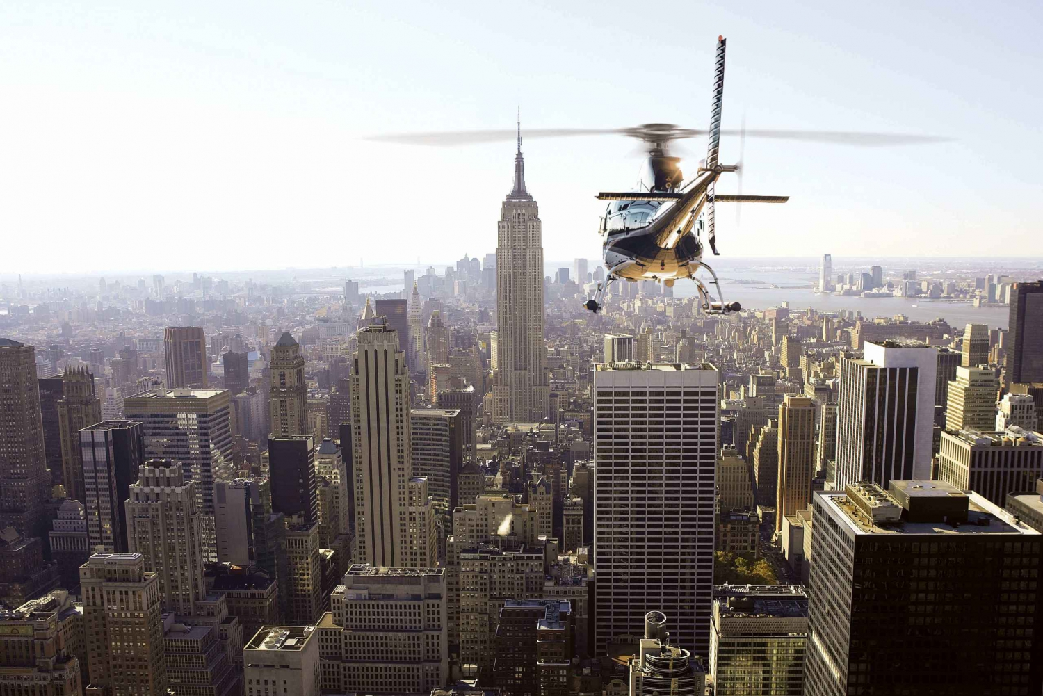 New York City: Private Helicopter Flight