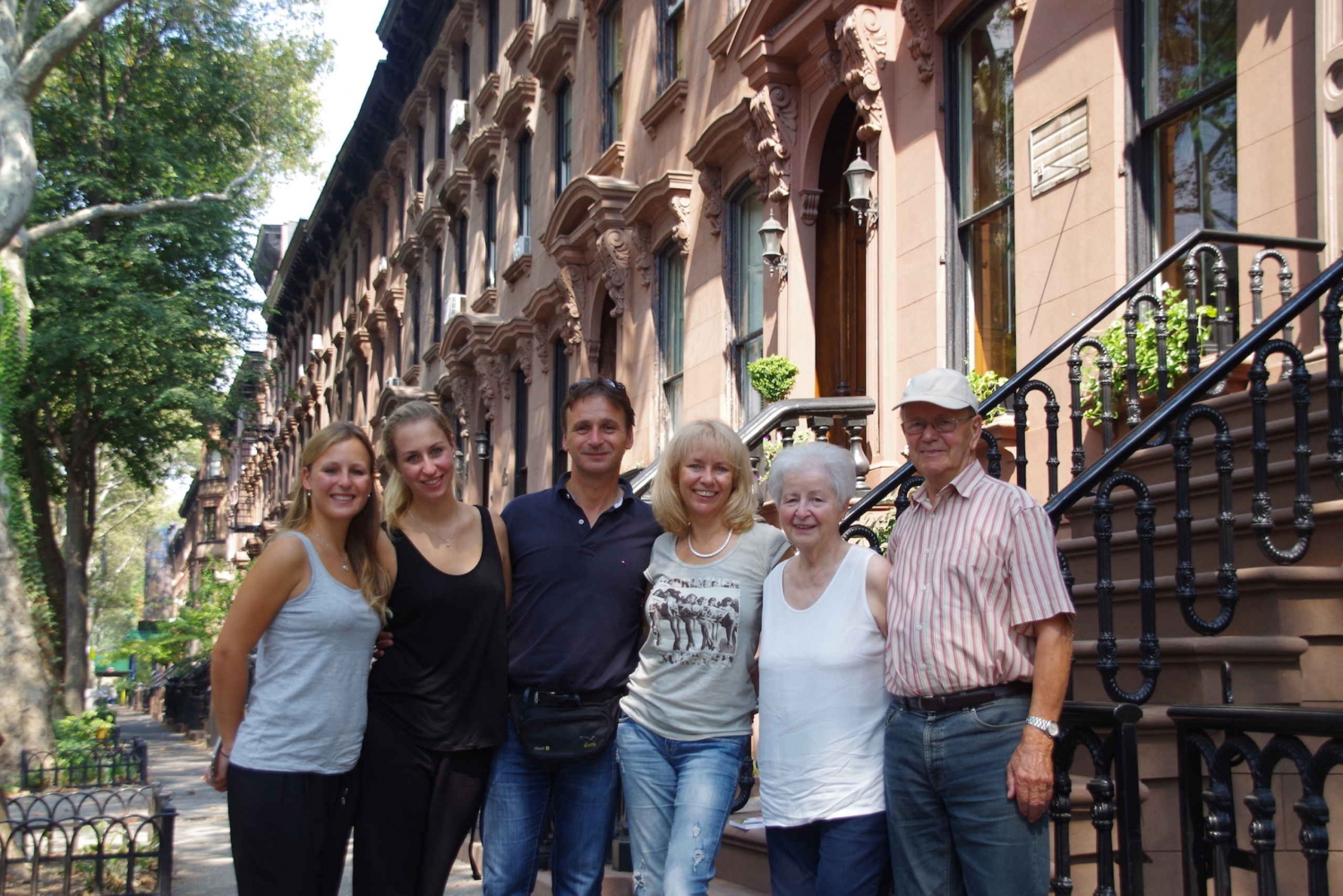 New York City: Private Tour in German