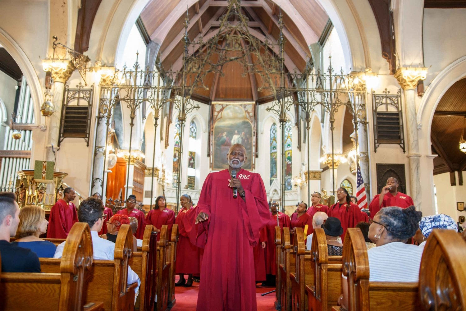 New York City: Sunday Harlem Gospel Tour