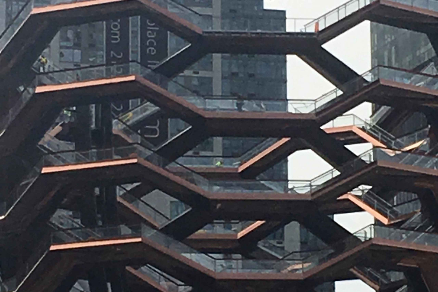 New York City: the High Line and the Vessel Guided Tour