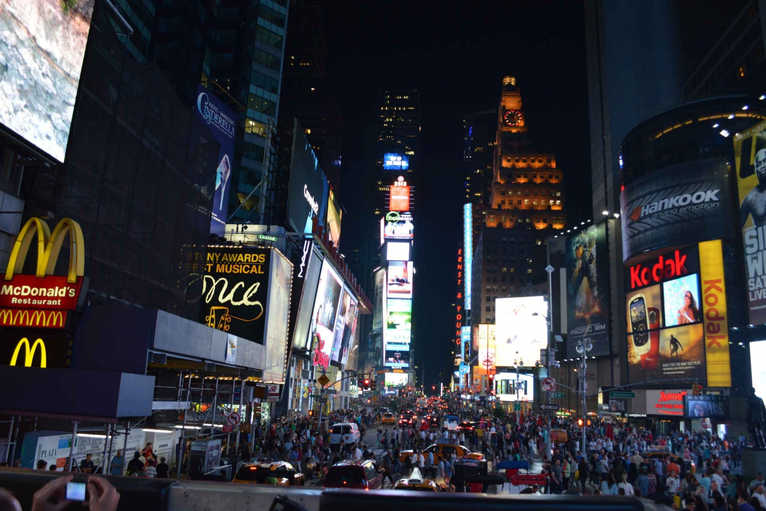 New York City: Times Square New Year's Eve Celebration