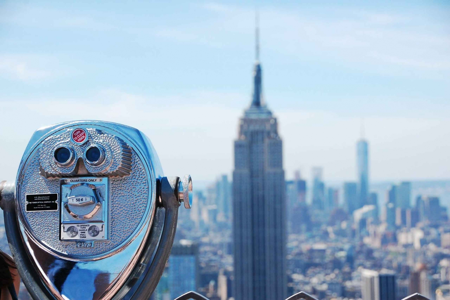 New York City: Top Sights Walking Tour and Top of the Rock