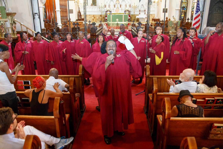 New York City: Wednesday Harlem Gospel Tour