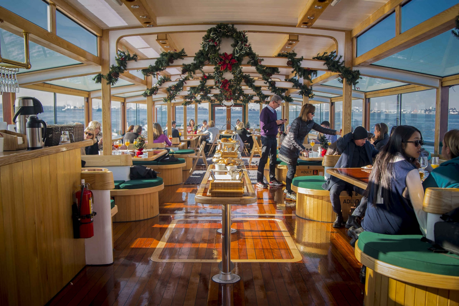 New York City: Weekend Holiday Brunch Cruise