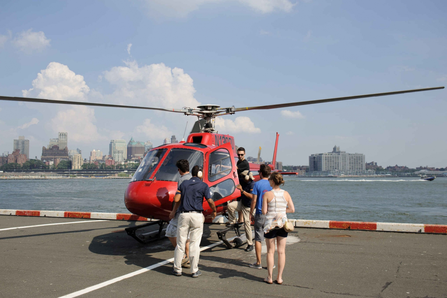 New York Deluxe Helicopter Tour