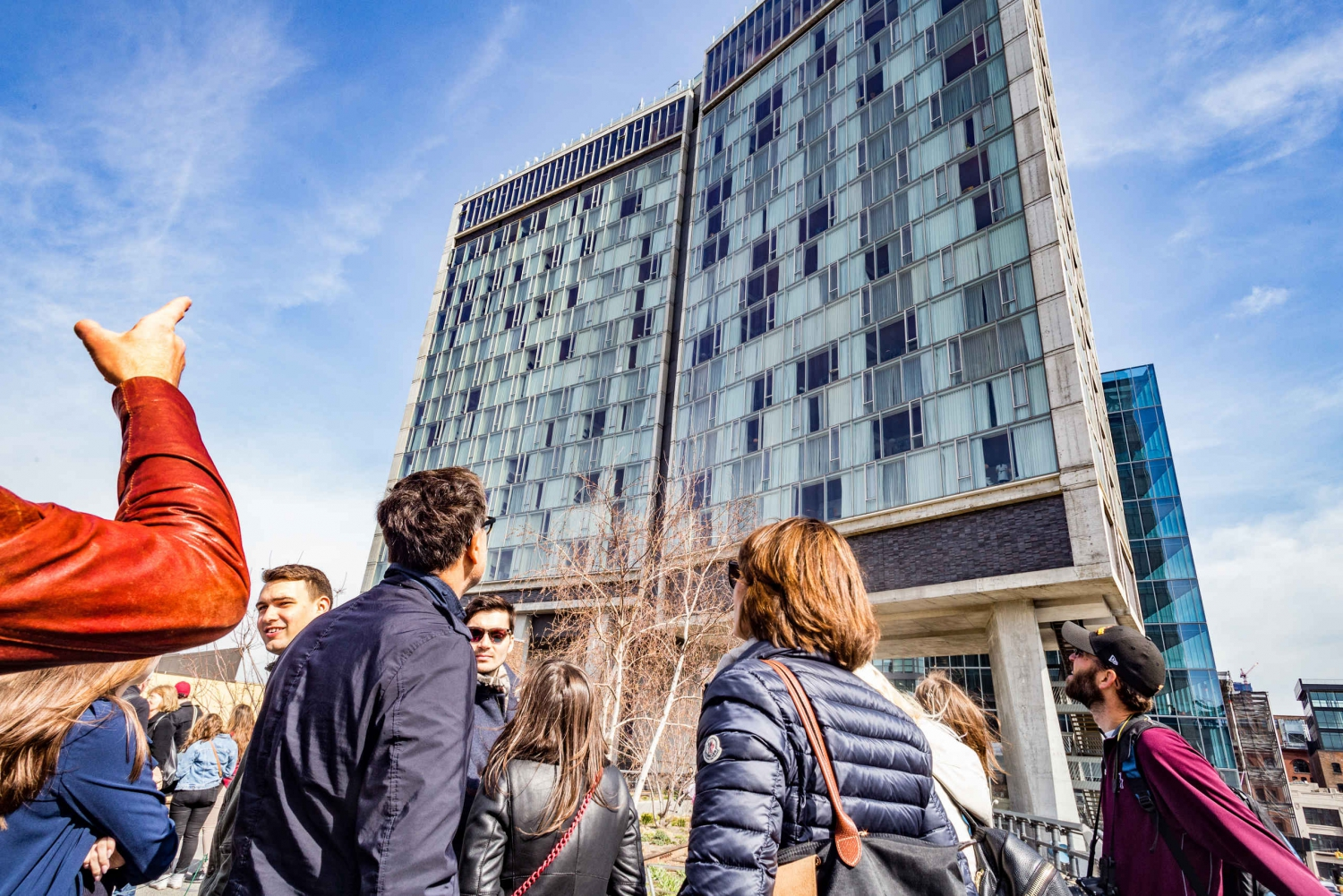 New York High Line, Chelsea & Meatpacking District Tour