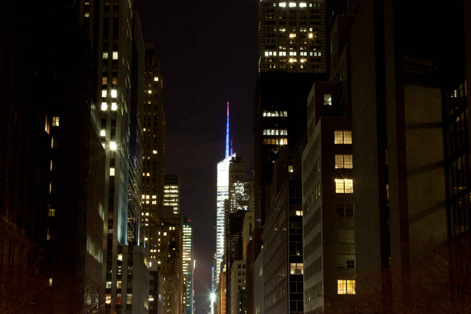 New York Photography Experience by Night