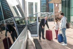 Newark Liberty International Airport: Manhattan Transfers