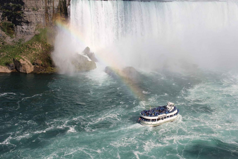 Niagara Falls VIP Tour from New York City