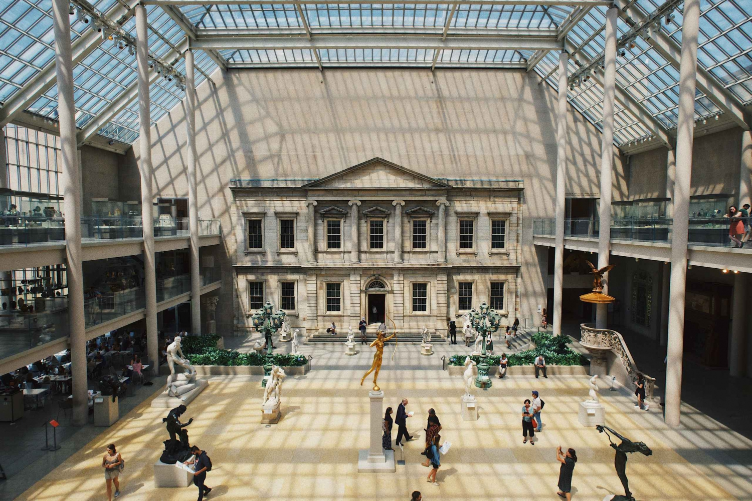 NYC: Metropolitan Museum of Art (MET) - Guided Museum Tour