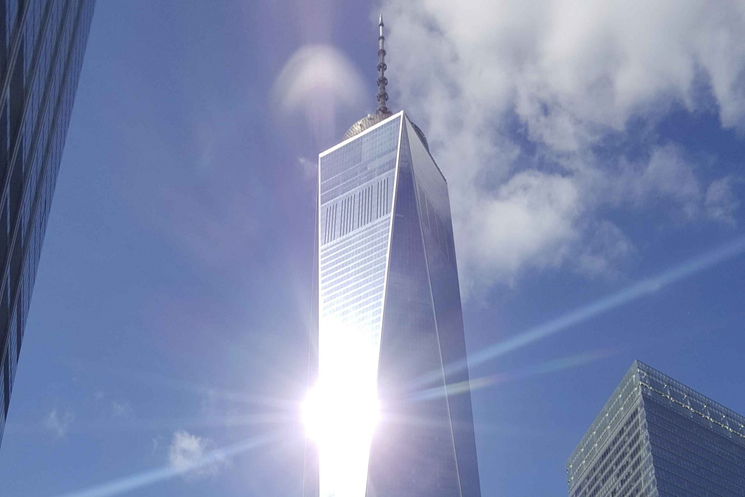 One World Observatory Entry and 9/11 Memorial Tour