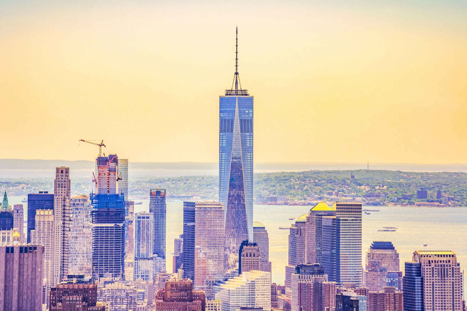 One World Observatory: Skip-All-the-Lines Ticket
