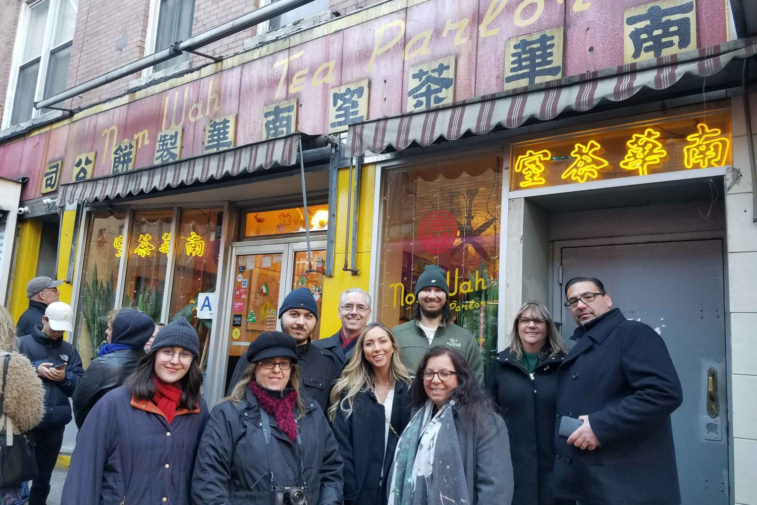 Private Soho, Chinatown & Little Italy Tour