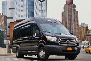 Private Transfer: Newark Airport to Manhattan Cruise Port